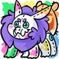 Rainbow Krittle Plushie