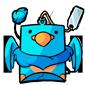 Blue Dovu Gift Box