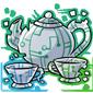 Tech Tea Set