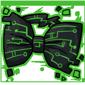 Green Tech Bow Tie