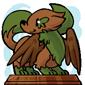 Flying Xephyr Figurine