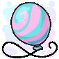 Cottoncandy Balloon