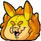 Squishy Yellow Krittle Plush
