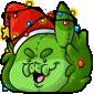 Squishy Christmas Krittle Plush