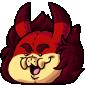 Squishy Evil Krittle Plush