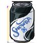 Liquorice Snow Soda