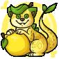 Lemon Ridix Plushie