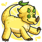 Lemon Trido Plushie