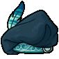 Silk Feather Hat