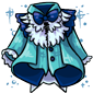 Eccentric Suit
