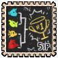 Bracket Betting Stamp