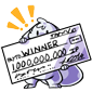 Winner's Cheque