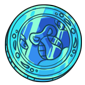 Team Blue Audril Coin