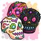 Mini Sugar Skulls