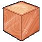 Birch Wood Ice Cube