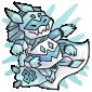 Frosty Terrafrost Hero Action Figure