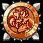 Hidden Shuriken Coin