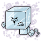 Ghost Ice Cube