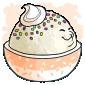 Bizarre Sugary Sweet Ice Cream