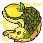 Lemon Lugra Plushie