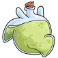 Baby Lugra Morphing Potion