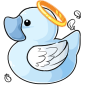 Angelic Ducky