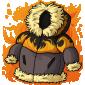 Firebreathing Puffy Winter Jacket