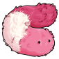 Sweet Candypillar Plushie