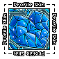 Crystal Sharp Profile Skin