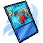 Team Blue Audril TCG card