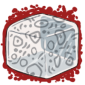 Snowdrift Ice Cube