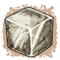 Rusted Marble Ice Cube