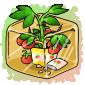 Grow Your Own Tomato Kit Ice Cube