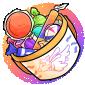 Parade Candy Bucket