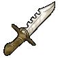 Papier-Mache Swordbreaker