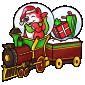 Snowglobe Train