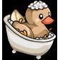 Golden Ducky Dessert