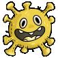 Yellow Microbe Plushie