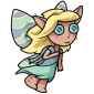 Wind Fairy Plushie