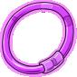 Purple Glow Bracelet