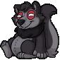 Black Wulfer Plushie
