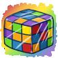 Magic Cube Ice Cube
