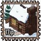 Glacial Grocer Stamp