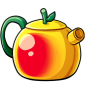 Apple Teapot