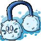 Fluffly Snowsprite Earmuffs