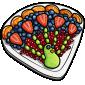 Peacock Fruit Platter