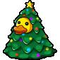 Aurestal Tree Ducky Topper