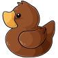 Brown Ducky