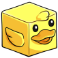 Cubed Ducky