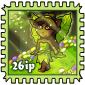 Earth Fairy Stamp